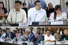 Photo Release on the budget briefing of the DOST
